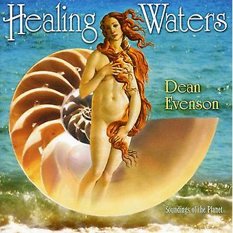 Dean Evenson - Healing farvande [CD] USA import