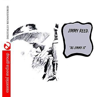 Jimmy Reed - importación de Estados Unidos como Jimmy es [CD]