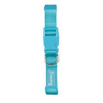 Freedog Handle basic nylon 10mm Turquoise (Dogs , Collars, Leads and Harnesses , Leads)
