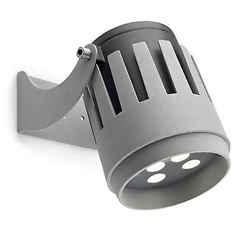 Lysdioder C4 Proyector Powell 9xLed Cree 28W Gris