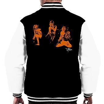 Def Leppard Joe Elliot unionin Jack miesten yliopistojoukkue takki