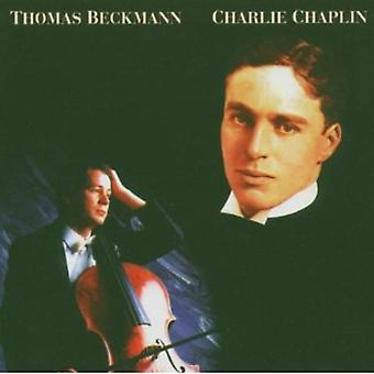 Thomas Beckmann - Charlie Chaplin [CD] USA import