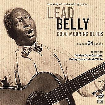 Leadbelly - god morgen Blues [CD] USA importerer