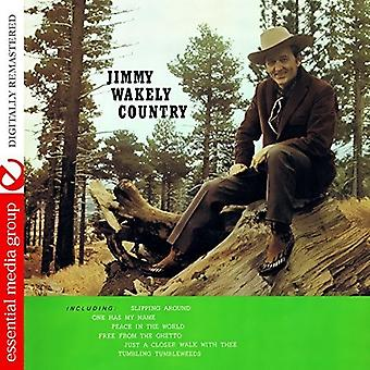 Jimmy Wakely - Jimmy Wakely Country [CD] USA import