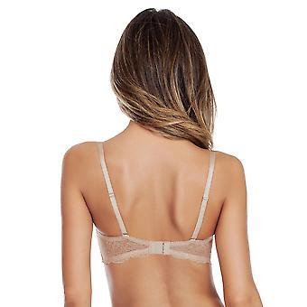 Affinitas Pearl European Nude Strapless Bra A1041