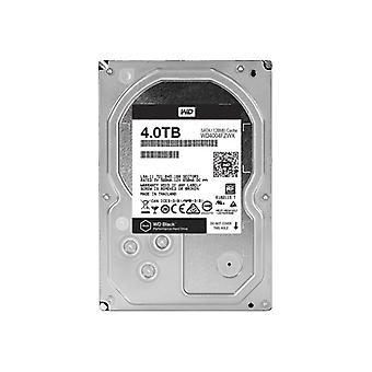 WD Caviar Black 4 TB SATA 6 GB/s 7200 RPM/64 MB