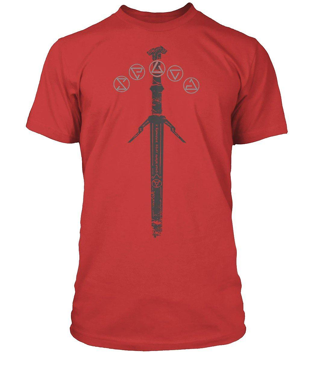 The Witcher 3 Silver Sword Premium Tee EXTRA LARGE