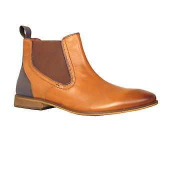 Paul O'Donnell Mens Boot Phoenix Cognac