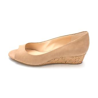 Cole Haan Womens Evonnesam Open Toe Wedge pompes