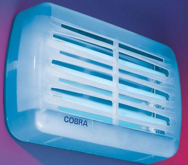 Electric Fly Killer | Genus® Cobra | 45 Watt | Translucent