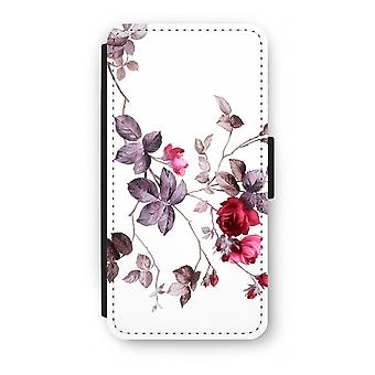 Samsung Galaxy S8 Plus Flip Case - Pretty flowers
