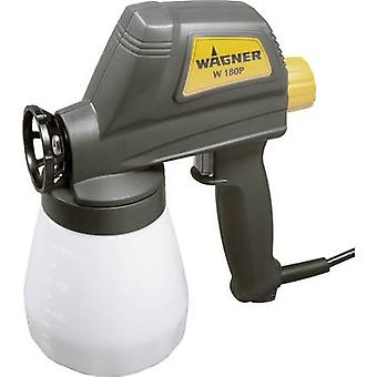 Paint spray gun 110 W Wagner W180P Max. feed rate 270 g/min