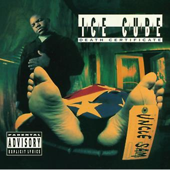 Death Certificate [Explicit] by Ice Cube