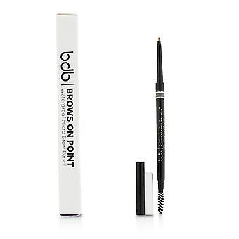 Billion Dollar Brows Brows On Point Waterproof Micro Brow Pencil - Blonde 0.045g/0.002oz