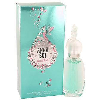 Secret Wish Eau De Toilette Spray By Anna Sui