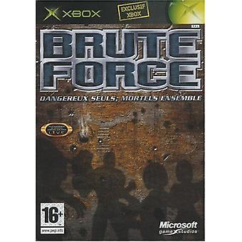 Brute force - XBOX - PAL