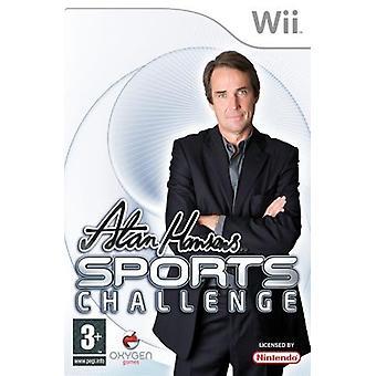 Alan Hansen Sports Challenge (Wii) - Factory Sealed