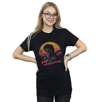 Vincent Trinidad Frauen die Babysitter Freund Fit T-Shirt