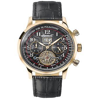 Mannen Ingersoll horloge horloge automatische Quebec IN2002GBK