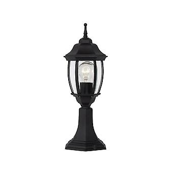 Lucide Outdoor Lighting Socle H42cm E27 Black