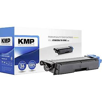 KMP Toner cartridge replaced Kyocera TK-590C Compatible Cyan 5000 pages K-T53