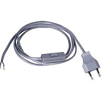 Kopp 140320097 Pull switch Steel 1 x Off/On 2.5 A 1 pc(s)