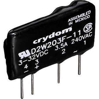 Estado de sólido CRYDOM D2W202F SIP relé PCB de carga