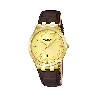 CANDINO - Armbanduhr - Herren - C4542/2 - Elegance Delight - Klassik