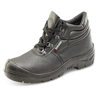 Click Dual Density Chukka Safety Boot With Midsole & Scuff Cap. S-C - Cddsccms
