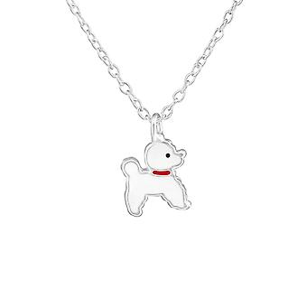 Dog - 925 Sterling Silver Necklaces