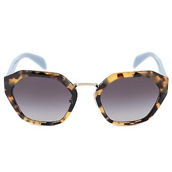 Prada Geometric Sunglasses PR04TS 7S05D1 55