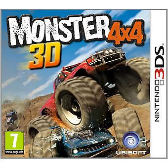 Monster 4 x 4 (Nintendo 3DS)