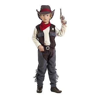 Cowboy James cow Hirte young costume Western hero child costume