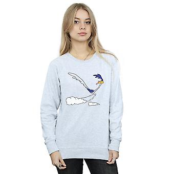 Looney Tunes Damen Road Runner Running Sweatshirt