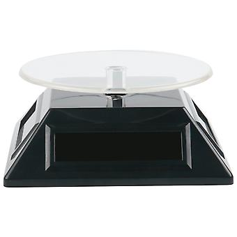 SOLAR DISPLAY STAND BLACK
