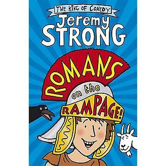 Romeinen op de Rampage door Jeremy Strong - 9780141357713 boek