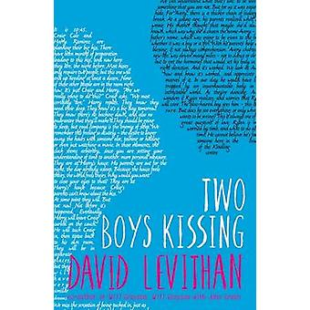 Two Boys Kissing by David Levithan - 9781405264433 Book