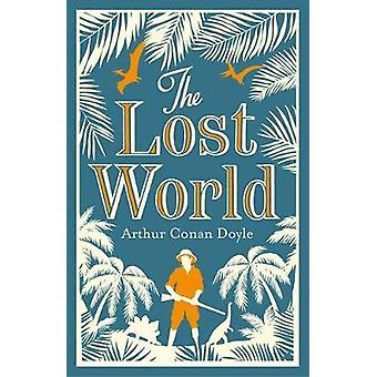 The Lost World by Sir Arthur Conan Doyle - 9781847496508 Book