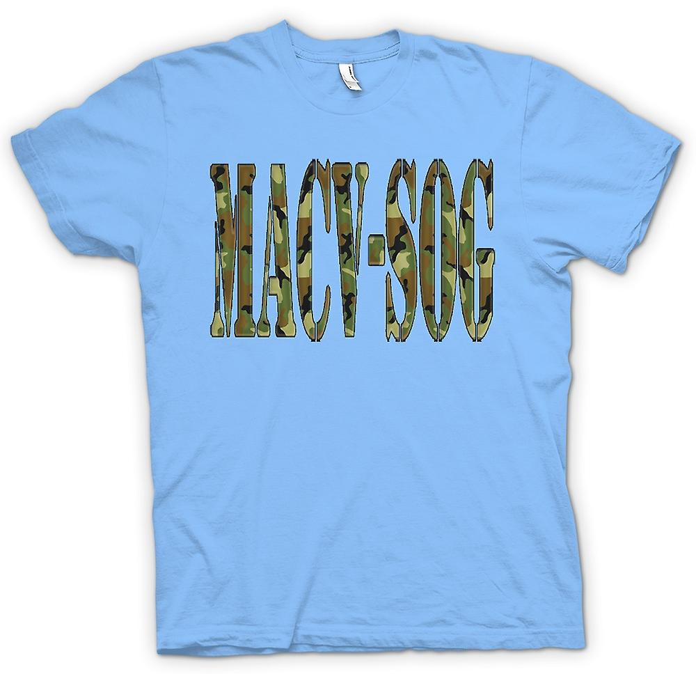 Heren T-shirt-MACV-SOG US Special Forces