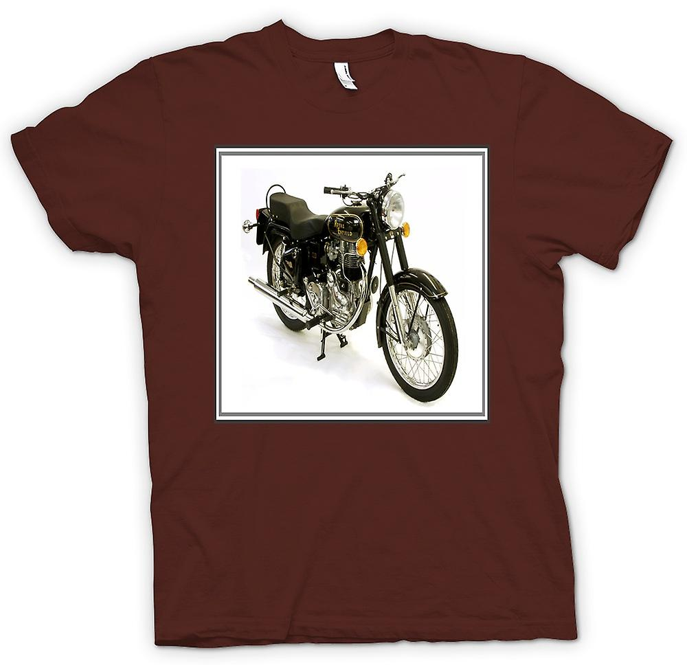 Herr T-shirt - Royal Enfield Bullet - Classic Bike