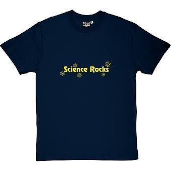Wissenschaft Felsen Herren T-Shirt