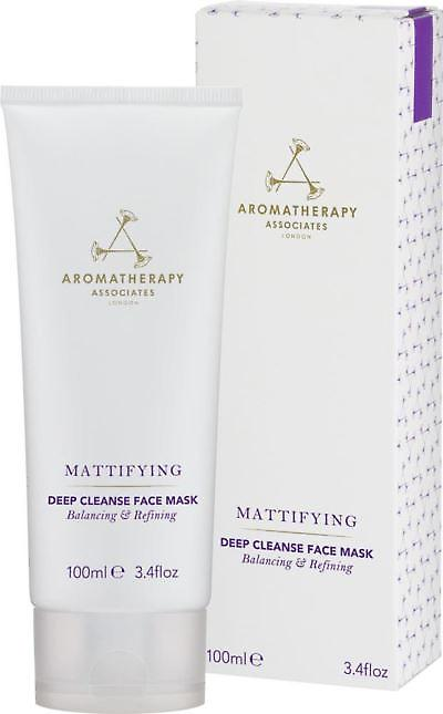 Aromatherapy Associates Mattifying Deep Cleanse Face Mask