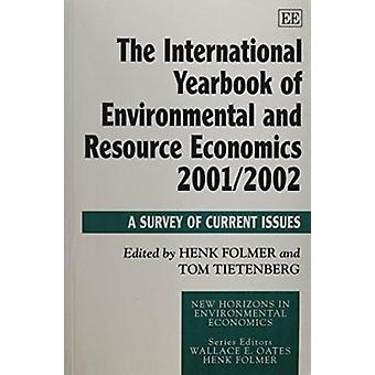The International Yearbook of Environmental and Resource Economics - A