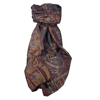 Jamawar Premium Silk stal mönster 2119 av Pashmina & Silk