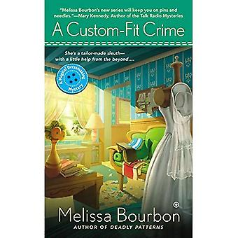 A Custom-Fit Crime (Magical Dressmaking Mystery Series #4)