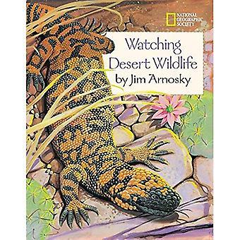 Watching Desert Wildlife (Younger Reader)