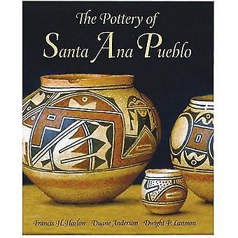 Pottery of Santa Ana Pueblo