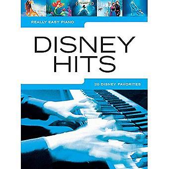 Really Easy Piano Disney Hits: 2021 Disney Favorites