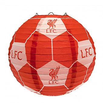 Liverpool FC Official Paper Light Shade