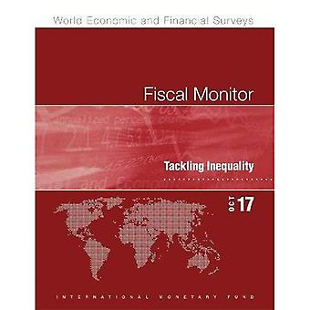 Fiscal monitor: tackling inequality (World economic and financial surveys)